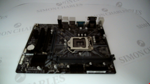 Lot 17011 GIGABYTE H310M S2P ULTRA DUARBLE MOTHERBOARD