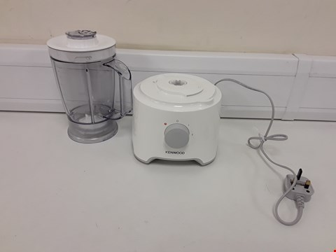 Lot 6085 KENWOOD MULTI PRO COMPACT FOOD PROCESSOR  RRP £80.00