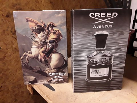 Lot 41 TWO CREED AVENTUS 120ml EAU DE PARFUM
