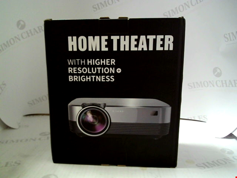 Lot 3035 HOME THEATER LCD MINI PROJECTOR