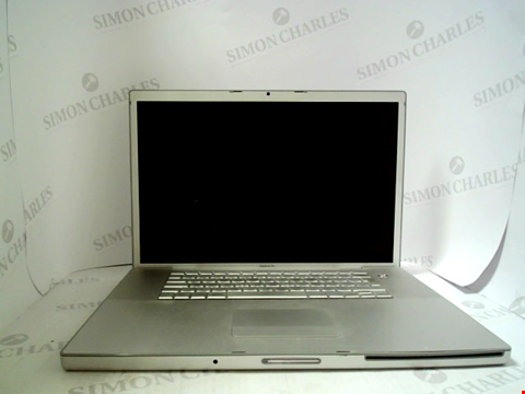 Lot 311 APPLE MAC BOOK PRO A1229 LAPTOP