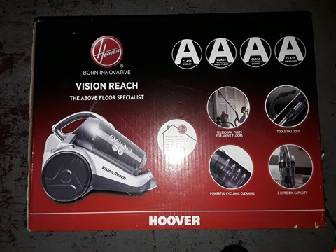 Lot 705 HOOVER VISION REACH VACUUM CLEANER