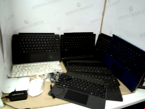 Lot 7733 QUANTITY OF APPROXIMATELY 8 SURFACE PRO KEYBOARDS