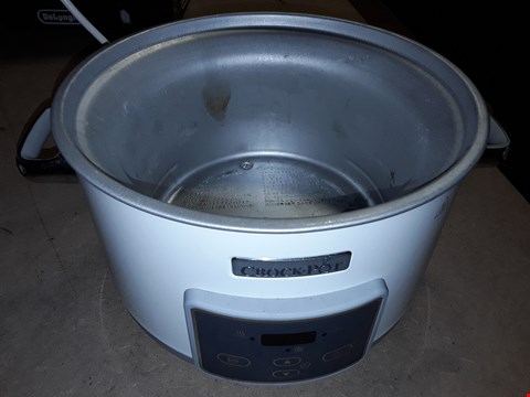 Lot 855 CROCK POT SAUTE MULTI USE POT