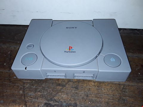 Lot 2246 UNBOXED SONY PLAYSTATION 1 - NO LEADS