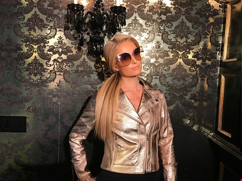 Lot 33 SHADES DONATED BY AMERICAN SOCIALITE AND ACTRESS PARIS HILTON