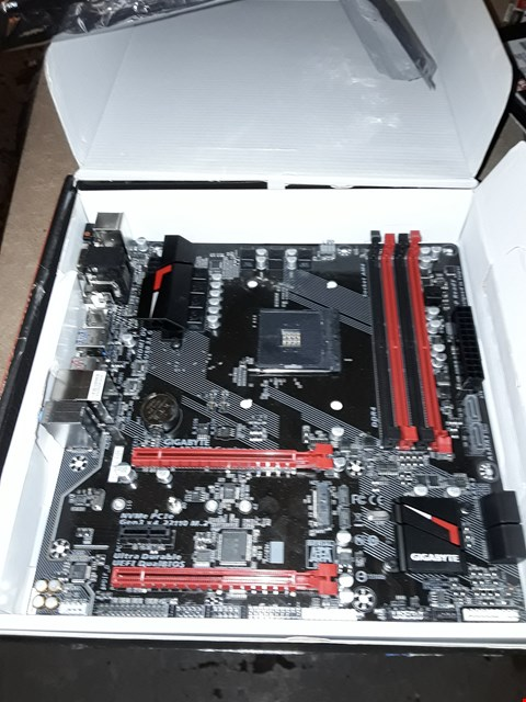 Lot 51 GIGABYTE AB350M GAMING MOTHERBOARD