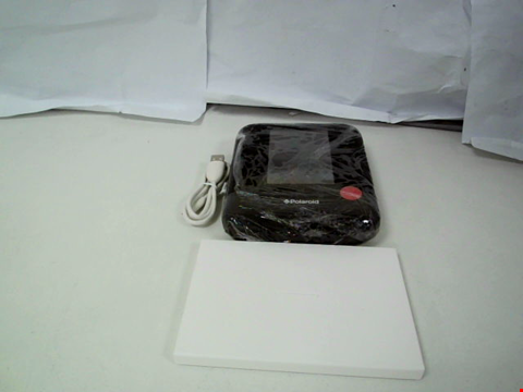 Lot 155 POLAROID INSTANT PRINT DIGITAL CAMERA WITH TOUCHSCREEN DISPLAY
