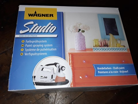 Lot 43 BOXED WAGNER HOME DECOR SPRAYER