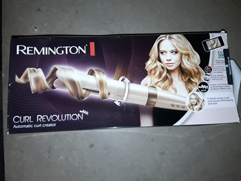 Lot 135 REMINGTON CI606 CURL REVOLUTION AUTOMATIC HAIR CURLER