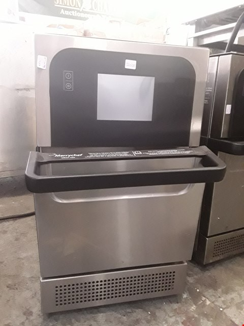 Lot 49 MERRYCHEF EIKON E2S COUNTER TOP OVEN