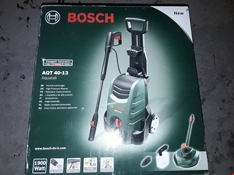 Lot 692 BOSCH AQUATAK HIGH PRESSURE WASHER