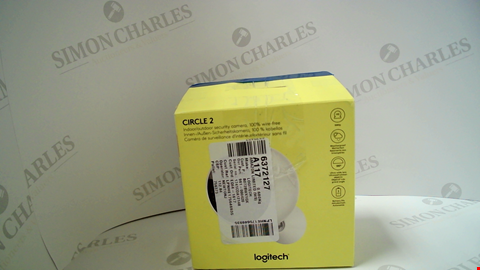Lot 17172 LOGITECH CIRCLE 2 INDOOR/OUTDOOR SECURITY CAMERA