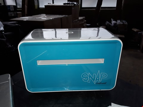 Lot 7389 SNAP PORTABLE DIE CUTTING MACHINE