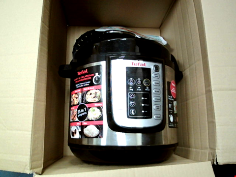 Lot 5161 TEFAL FAST AND DELICIOUS MULTICOOKER