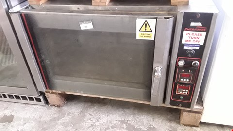 Lot 18 EUROFOURS ELECTRIC OVEN