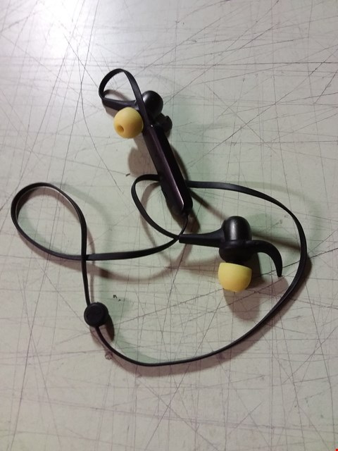 Lot 846 OPTOMA NU FORCE EARPHONES BE SPORT3