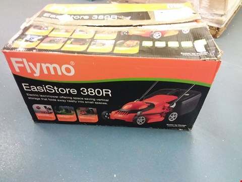 Lot 5334 FLYMO EASISTORE 380R ELECTRIC ROTARY LAWN MOWER