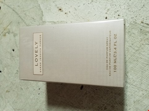 Lot 3160 BOXED BRAND NEW SARAH JESSICA PARKER LOVELY 100ML  RRP £60.00