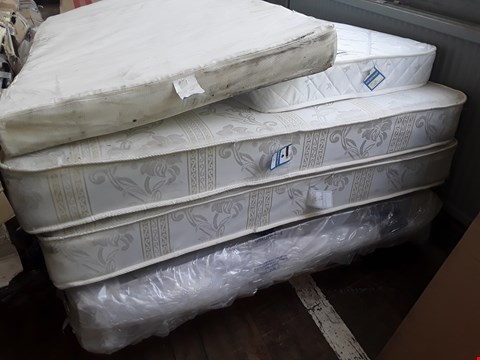 Lot 7097 PALLET OF FIVE ASSORTED MATTRESSES