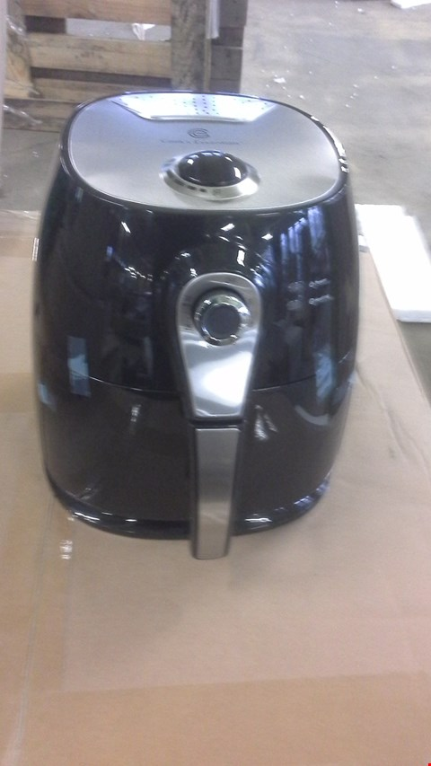 Lot 2042 COOK ESSENTIALS BLACK AIRFRYER