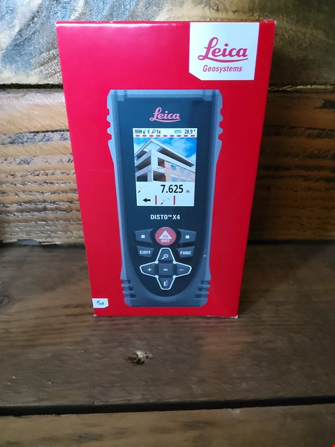 Lot 46 BOXED LEICA GEOSYSTEMS DIGITAL POINTFINDER