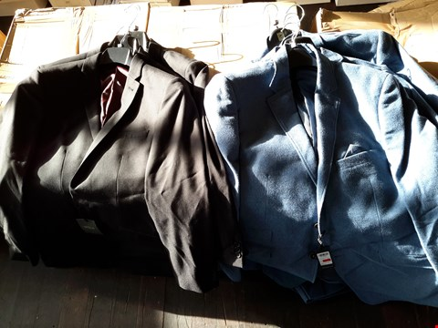 Lot 7094 BOX OF APPROXIMATELY 12 SMART GENTS JACKETS TO INCLUDE WILLIAMS & BROWN