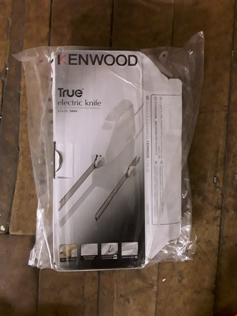 Lot 2359 GRADE 1 KENWOOD KN650 ELECTRIC KNIFE RRP £25.99
