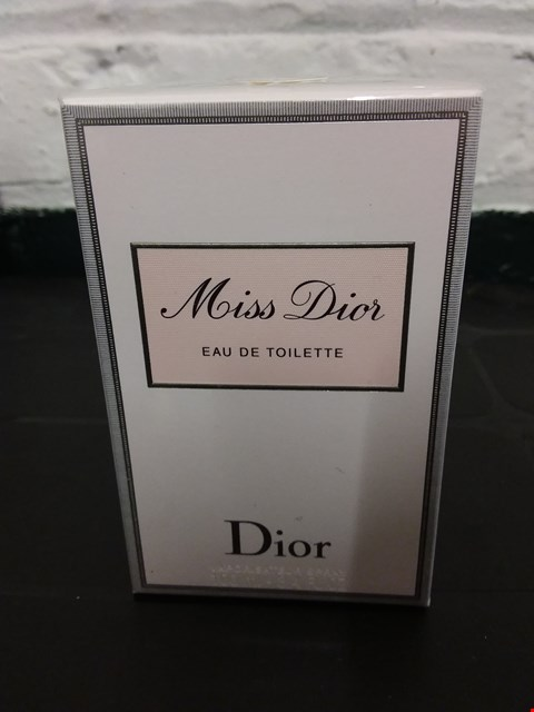 Lot 11038 BOXED J'ADORE EAU DE PARFUM SPRAY 50ML