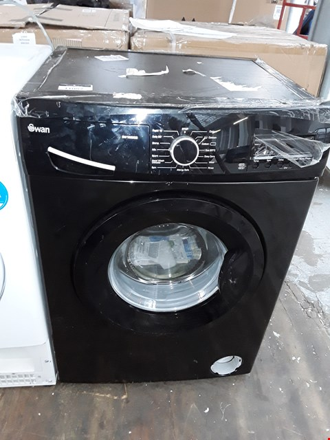 Lot 11057 SWAN SW15830B WASHING MACHINE IN BLACK