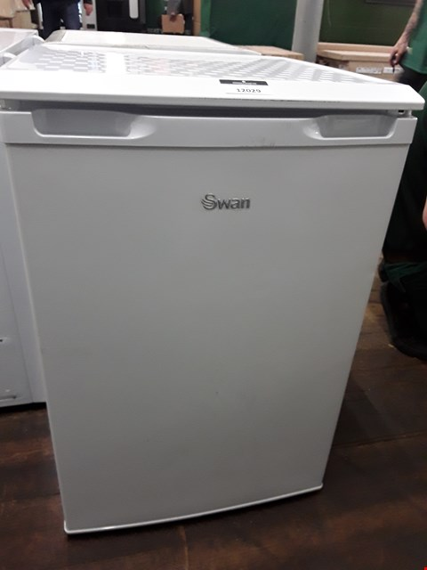 Lot 12029 SWAN WHITE UNDERCOUNTER FRIDGE