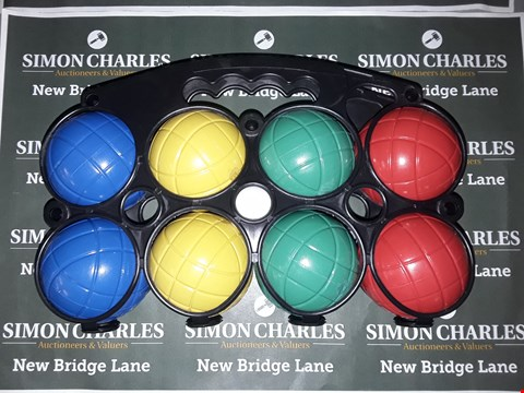 Lot 620 LOT OF APPROXIMATELY 8 ASSORTED WATER BOULES SETS