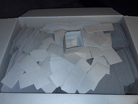 Lot 796 BOX OF APPROXIMATELY 1400 SOUP CONTAINER SURROUNDS