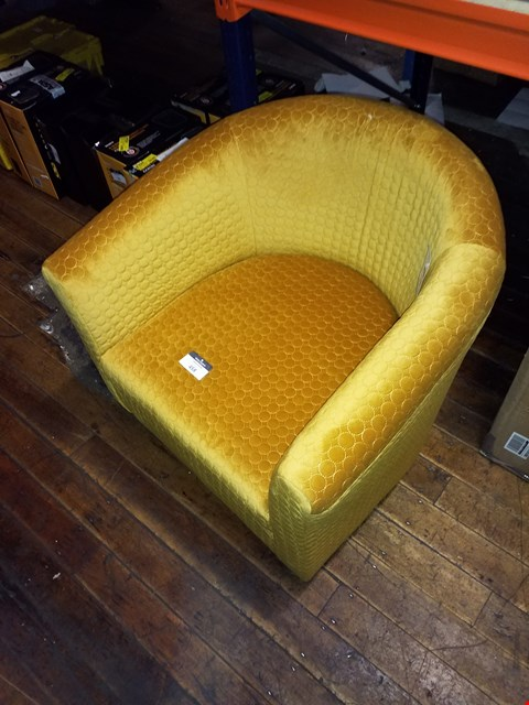 Lot 458 CIRCLES TUB CHAIR RRP £149