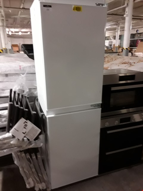 Lot 373 CATA INTEGRATED 50/50 FRIDGE FREEZER