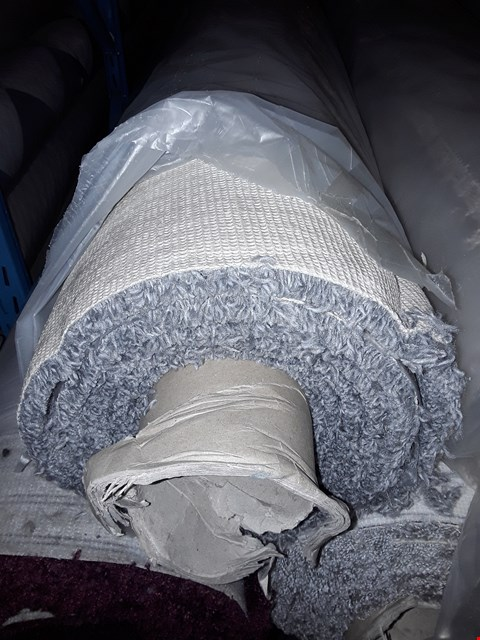 Lot 3062 ROLL OF GREY CARPET, SIZE UNSPECIFIED