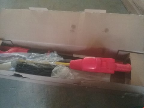 Lot 2016 ELECTRIC POLE HEDGE TRIMMER IN RED