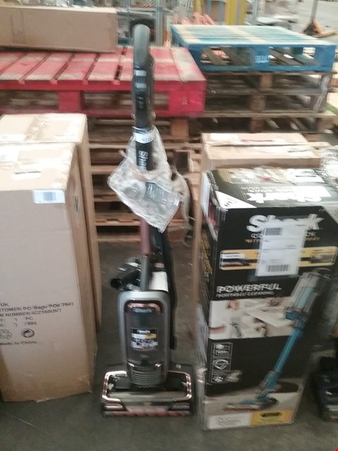 Lot 9210 SHARK CORDED UPRIGHT VACUUM CLEANER