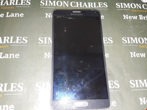 Lot 189 SAMSUNG NOTE 4 32GB MOBILE