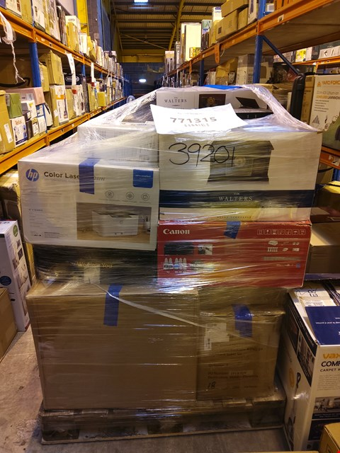 Lot 1023 PALLET OF APPROXIMATELY 19 ASSORTED ITEMS TO INCLUDE: