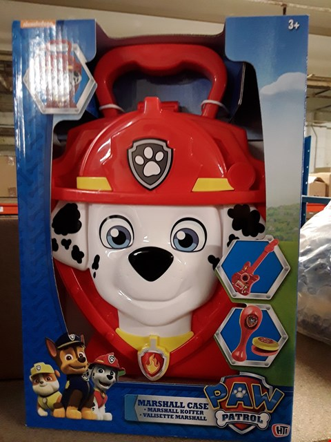 Lot 210 TWO GRADE 1 ITEMS, SET OF 3 FAIRY LIGHTS & PAW PATROL MARSHALL CASE RRP £30