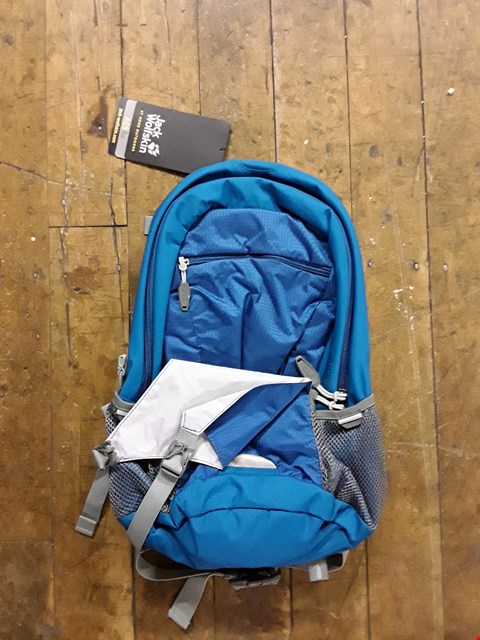 Lot 670 BRAND NEW VELOCITY BLUE BACKPACK RRP £50