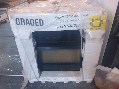 Lot 617 STOVES INTEGRATED SINGLE OVEN