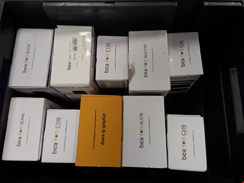 Lot 3410 LOT OF 10 ASSORTED BEA-FON DISPOSABLE TYPE MOBILE PHONES