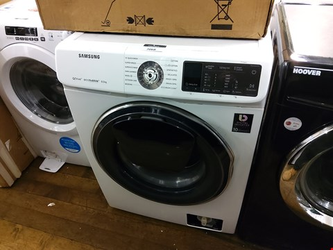 Lot 7068 SAMSUNG ECOBUBBLE WW80M645OPM WASHING MACHINE