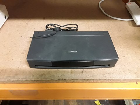 Lot 4116 CANON K10156 PORTABLE PRINTER
