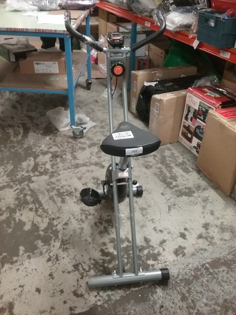 Lot 765  BOXED FOLDABLE MAGNETIC X BIKE  RRP £164