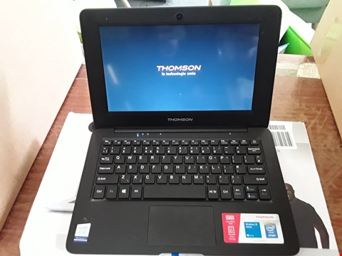 "Lot 42 THOMSON NEO 10.1"" NOTEBOOK X5-Z8350 - BLACK RRP £150"
