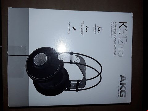 Lot 8073 AKG K612 PRO  HEAD PHONES