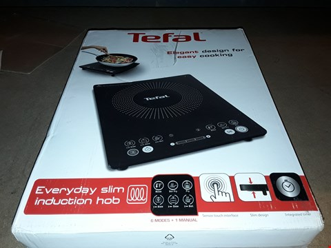 Lot 6339 TERAL EVERYDAY SLIM INDUCTION HOB